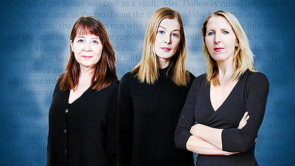 Three actors in starring roles of Michael Cunningham's Pulitzer Prize winning novel The Hours. Adapted for radio by Frances Byrnes