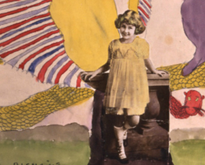Henry Darger Is by Judith Kampfner